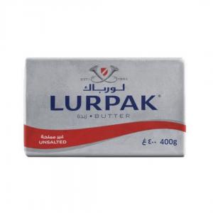 Lurpak Butter unsalted - 400g