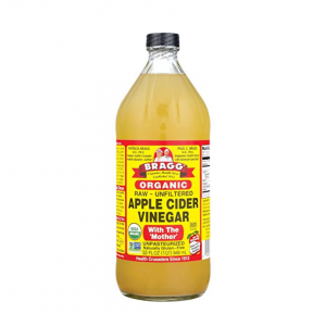 Bragg's Organic Apple Cider with the Mother
