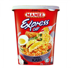 Mamee Express Cup Curry Flavor - 60g