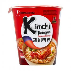 Nongshim Kimchi Cup Ramen: 75g