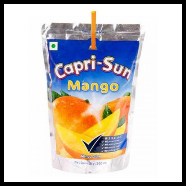 Caprisun Mango: 200ml