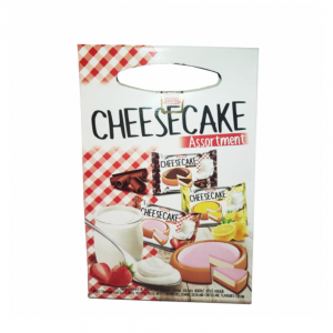 Tayas Cheese Cake Assortment: 300g