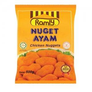 Crispy Ramly Chicken Nuggets