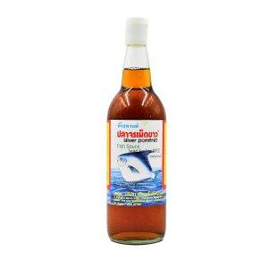 Teo Tak Seng Silver Promfret Fish Sauce (THAILAND): 750ml