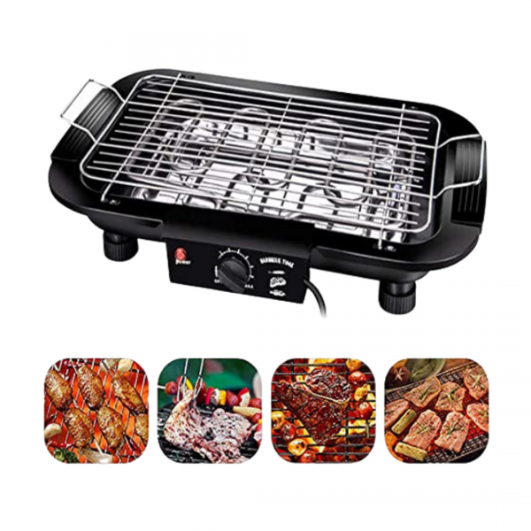 Electric Grill Set