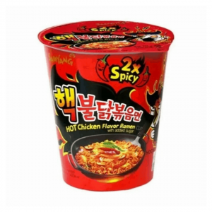 Samyang 2x Spicy Cup Noodles - 70g