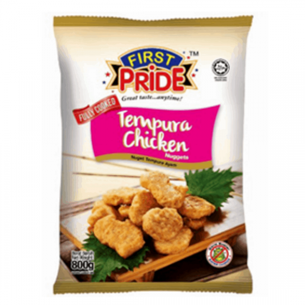 First Pride Tempura Chicken Nuggets - 800g