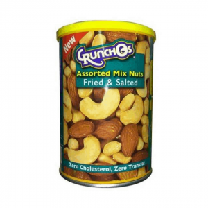 Crunchos Assorted Mix Nuts - 350g