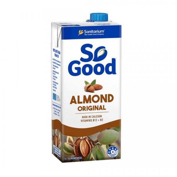 So Good Almond Original - 1L