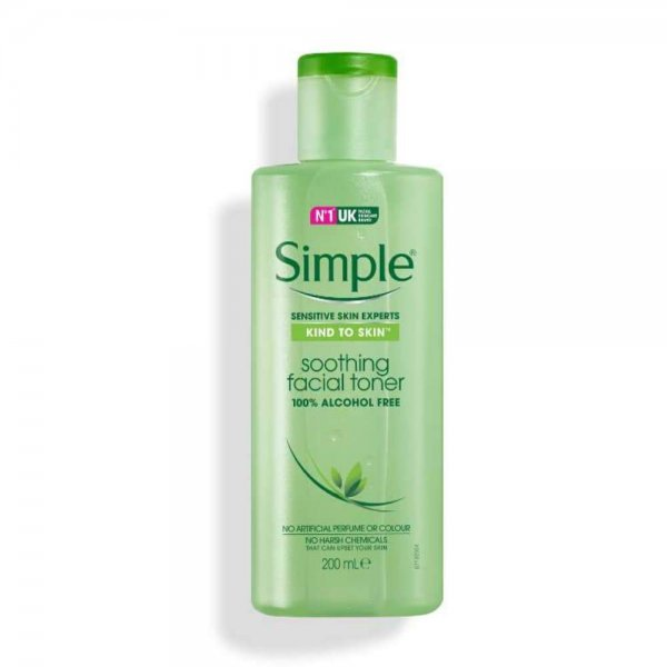 Simple Facial Toner - 200ml