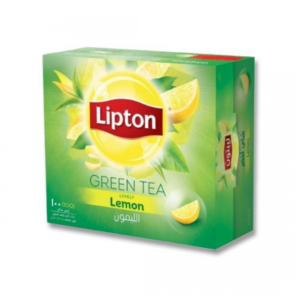 Lipton Green Tea Lemon - 100 bags
