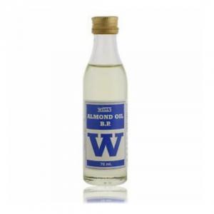Well's Almond Oil BP - 70ml