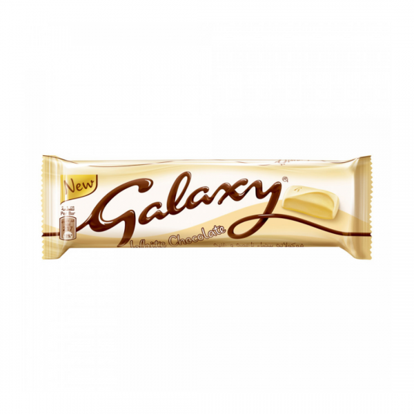 Galaxy White Chocolate - 38g