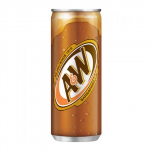 A&W Root Beer (Malaysia) - 320ml