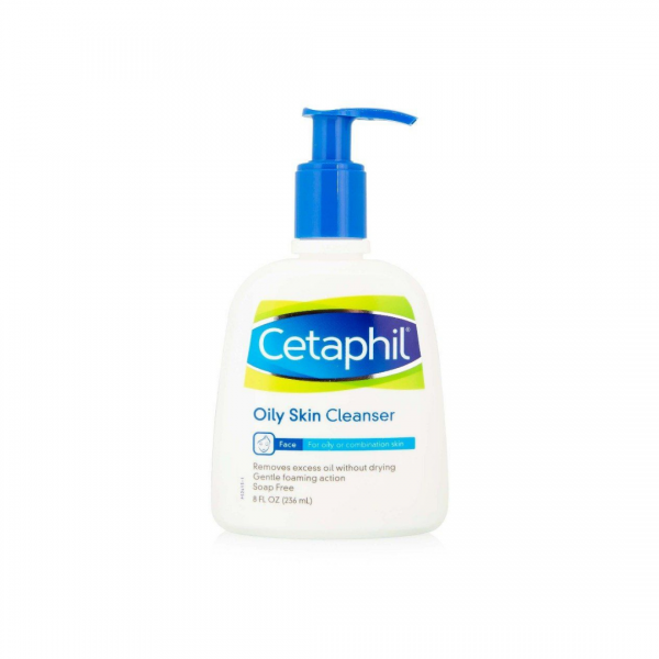 Cetaphil Oily Skin Cleanser - 236ml