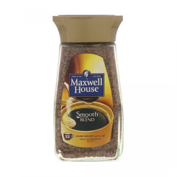 Maxwell House Smooth Blend - 95g