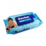 Savlon Baby Wipes - 80pcs
