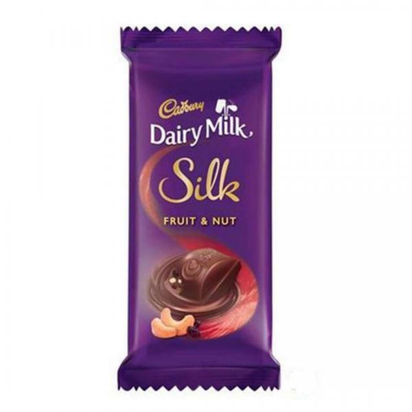 Dairy Milk Silk Fruit & Nut - 55g