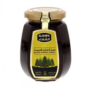 Al Shifa Black Forest Honey - 500g