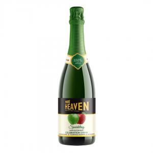 Pure Heaven Sparking Non Alcoholic Celebration Drink - Apple - 750ml