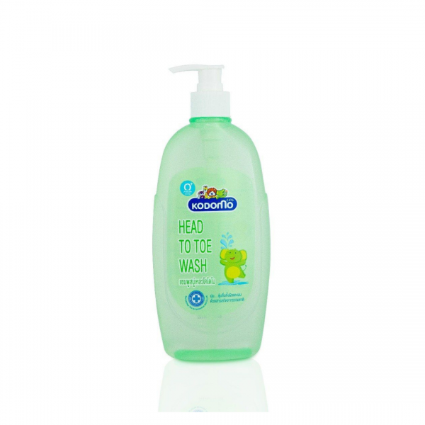 Kodomo Head to Toe Wash - 400ml