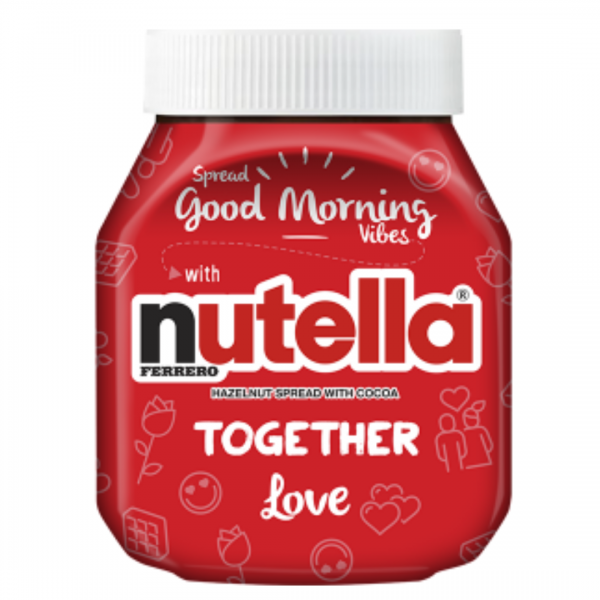 Nutella Together Love - 400g