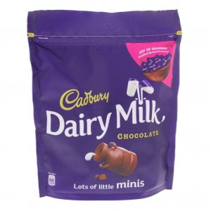 Dairy Milk Chocolate Minis - 204g
