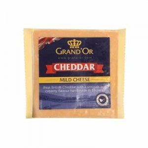 Grand'Or Cheddar Mild Cheese Colored - 200g