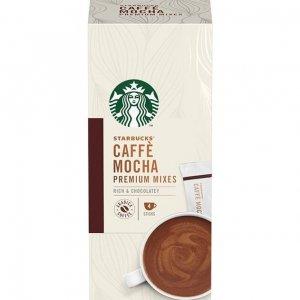 Starbucks Caffe Mocha Premium Mixes - 4 Sticks