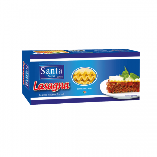 Santa Lasagna - 400g