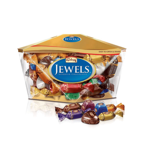 Galaxy Jewels Assorted Chocolates - 400g