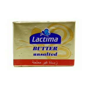 Lactima Salted Butter - 200g