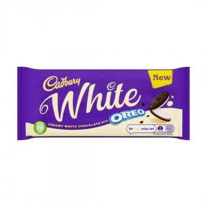 Cadbury White Oreo - 120g