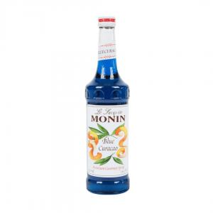 Monin Syrup Blue Curacao - 700ml