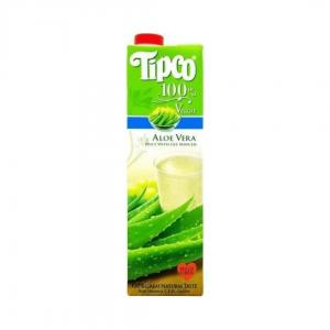 Tipco Aloe Vera With Gel Minced - 1L