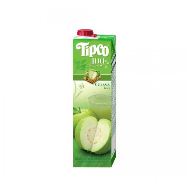 Tipco Guava Fruit Juice - 1L