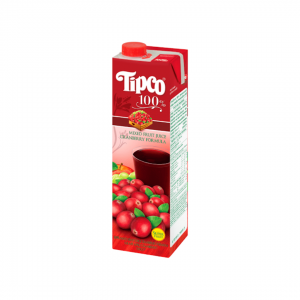 Tipco Cranberry Mixed Fruit Juice - 1L