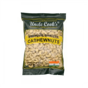Uncle Cookies Premium Quality Cashew Nuts pack - 1kg