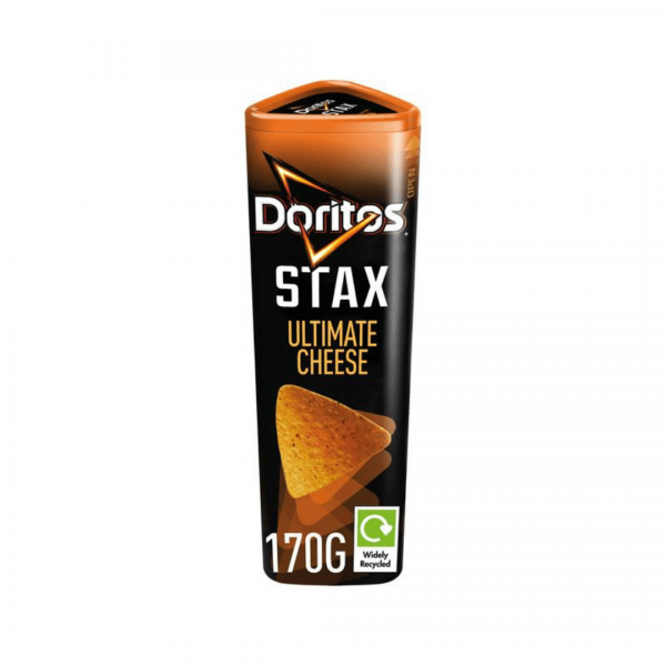 Doritos Stax Ultimate Cheese - 170g