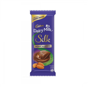 Cadbury Dairy Milk Silk Roast Almond