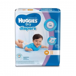 Huggies Diaper Medium Belt - 72pcs