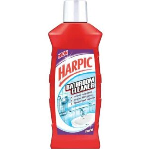 Harpic Liquid Bathroom Cleaner Floral 500ml