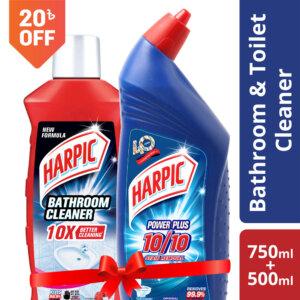 Harpic Toilet and Bathroom Cleaner Manikjor Offer