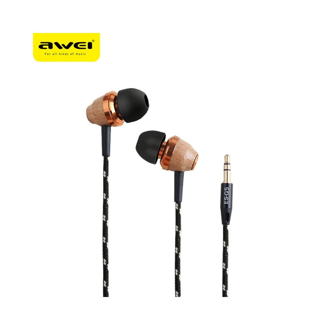 Awei Earphone ES-Q5