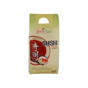 Lotus Sushi Rice - 2kg