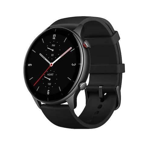 Amazfit GTR 2e Smart Watch Global Version - Black, Grey