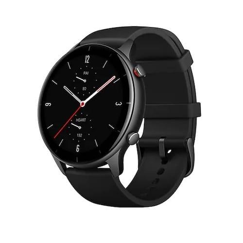 Amazfit GTR 2e Smart Watch Global Version - Black, Grey