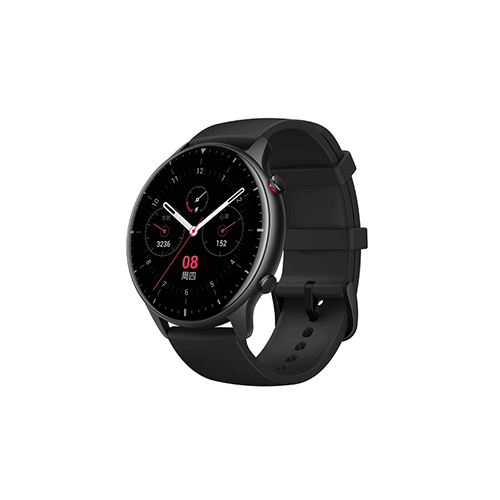 Amazfit GTR2 AMOLED Curved Display Sports Aluminum alloy Global Version - Black