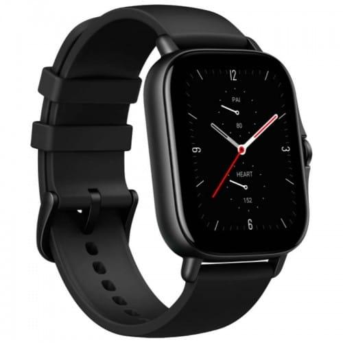 Amazfit GTS 2e Smart Watch Global Version - Black
