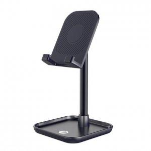 Baykron Mobile/ Tablet Portable Stand BlackColor